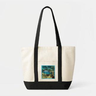 Reef Fish Impulse Tote Bag