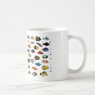Reef Fish Mug