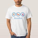 Reefer shirt coloured
