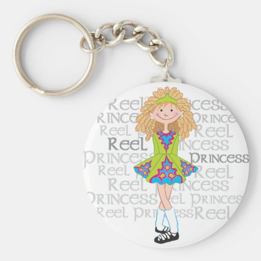 Reel Blonde Key Chains