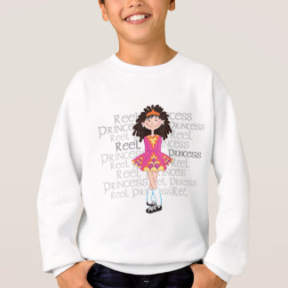 Reel Brunette Kid's Sweat Sweatshirt