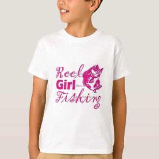 Reel Girl Fishing T-Shirt