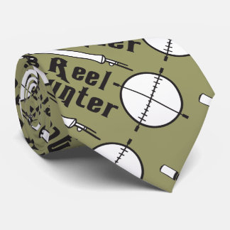 Reel Hunter Rod and Scope Tie