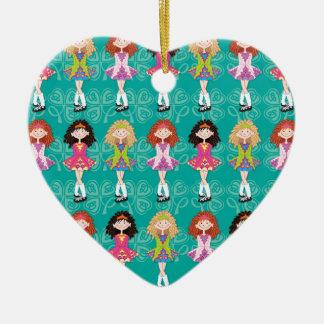 Reel Princesses Christmas Ornament