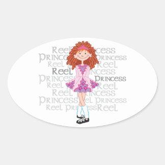 Reel Redhead Sticker