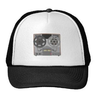 Reel to Reel Tape Player: 3D Model: Cap