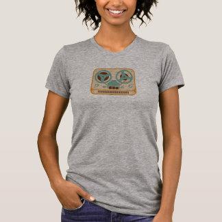 Reel to Reel Tape Recorder T-Shirt
