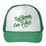 Reel Women Love Fishing womens outdoor Cap