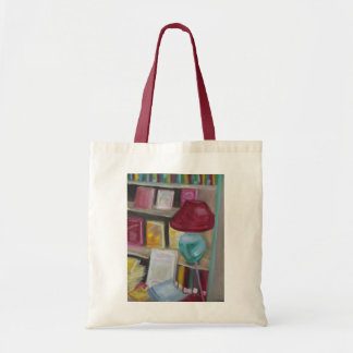 REELBOOKS:FONTAINEBLEAU FRANCE TOTE BAG