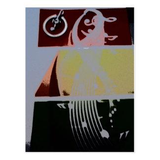 Reesa Photo Matrix collection Postcard