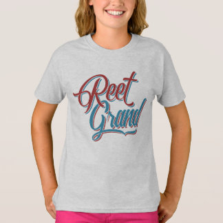 Reet Grand Yorkshire Northern English Dialect Tee