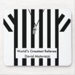 Referee Mousepad