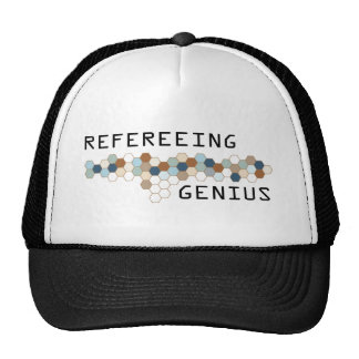 Refereeing Genius Cap