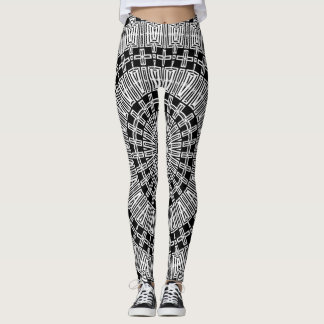 Reflect Mandala Leggings
