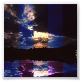 Reflect nature photo art