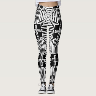 Reflect wallpaper leggings