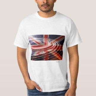 Reflected British flag Shirt