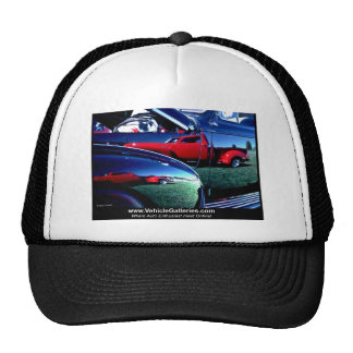 REFLECTING BACK PICKUP AND CAR VEHICLE GALLERIES HATS