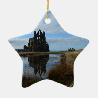 Reflecting History Christmas Ornament