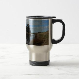 Reflecting History Travel Mug