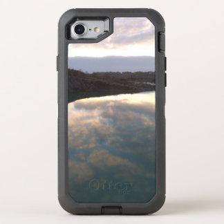 Reflecting Lake OtterBox Defender iPhone 8/7 Case