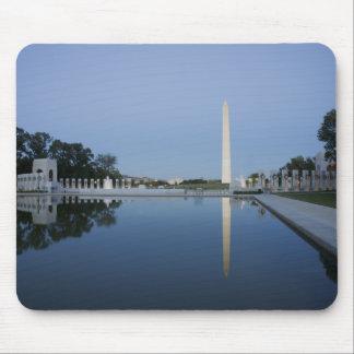 Reflecting Pool, Washington Monument Mouse Pad