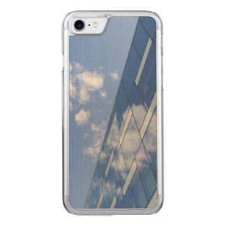 Reflecting sky carved iPhone 8/7 case