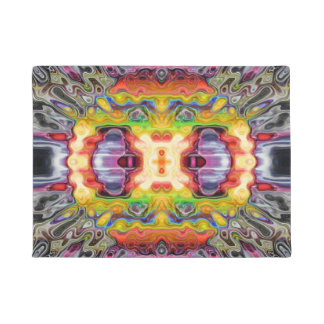 Reflecting Spectral Abstract Doormat