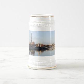 Reflection Beer Stein