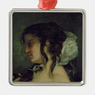 Reflection, c.1864-66 christmas ornament