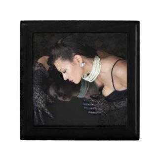 reflection trinket box