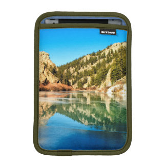 Reflection in Elevenmile Canyon iPad Mini Sleeve