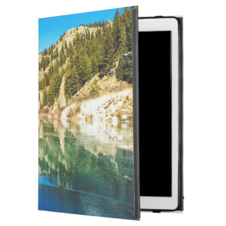 """Reflection in Elevenmile Canyon iPad Pro 12.9"""" Case"""