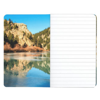 Reflection in Elevenmile Canyon Journal