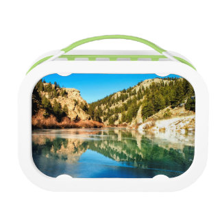 Reflection in Elevenmile Canyon Lunch Box