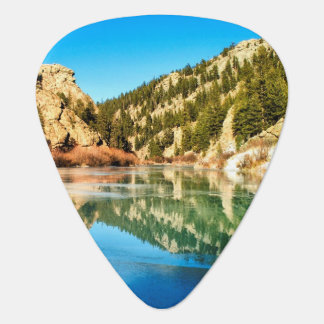 Reflection in Elevenmile Canyon Plectrum