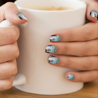 Reflection Minx Nail Wrap