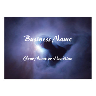 Reflection Nebula In Orion Hubble Space Business Card