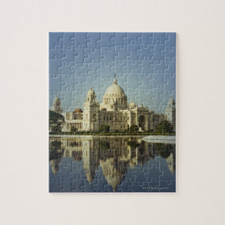 Reflection of a Museum Jigsaw Puzzle