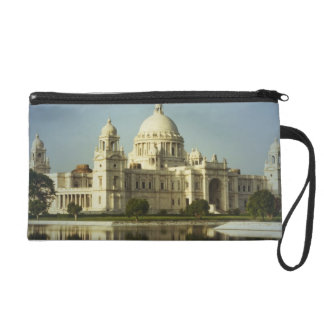 Reflection of a Museum Wristlet Clutch