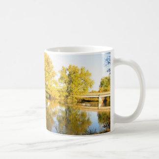 Reflection of Life Coffee Mug