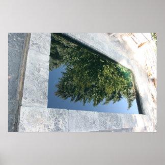 Reflection Pool Print