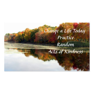 Reflection Random Acts of Kindness Cards Pack Of Standard Business Cards