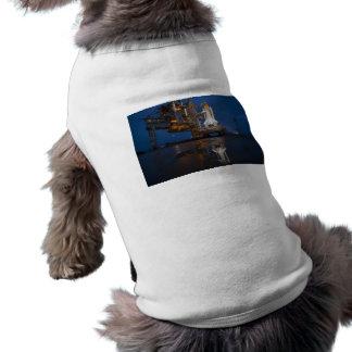 Reflection Sleeveless Dog Shirt