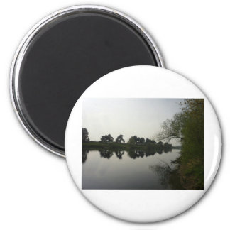 Reflection Tree Magnet
