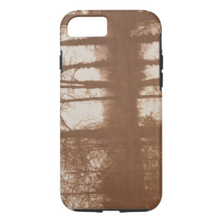 Reflections, 1843 (sepia photo) iPhone 8/7 case