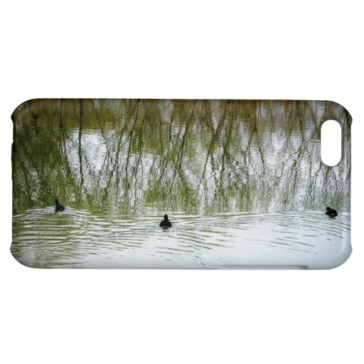 Reflections and Ripples iPhone Case Cover For iPhone 5C