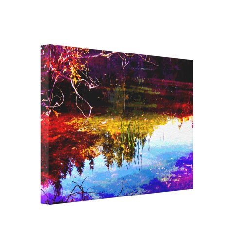 Reflections Canvas Prints
