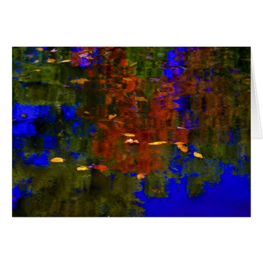 Reflections Card