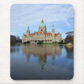 Reflections in Hannover, Germany - Mouse Pad